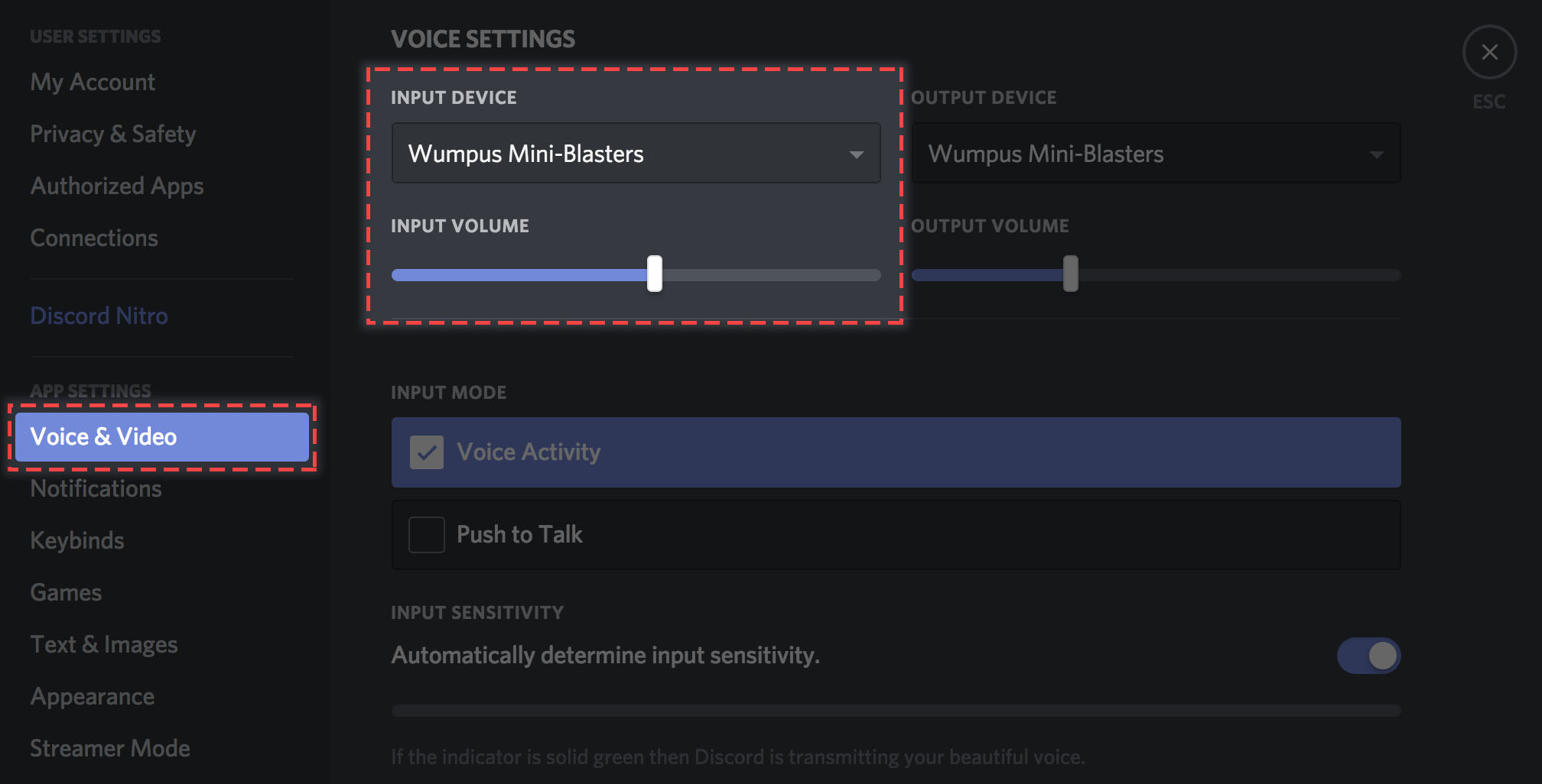 Where'd my Audio Input go? (+ Various Voice Issues) – Discord