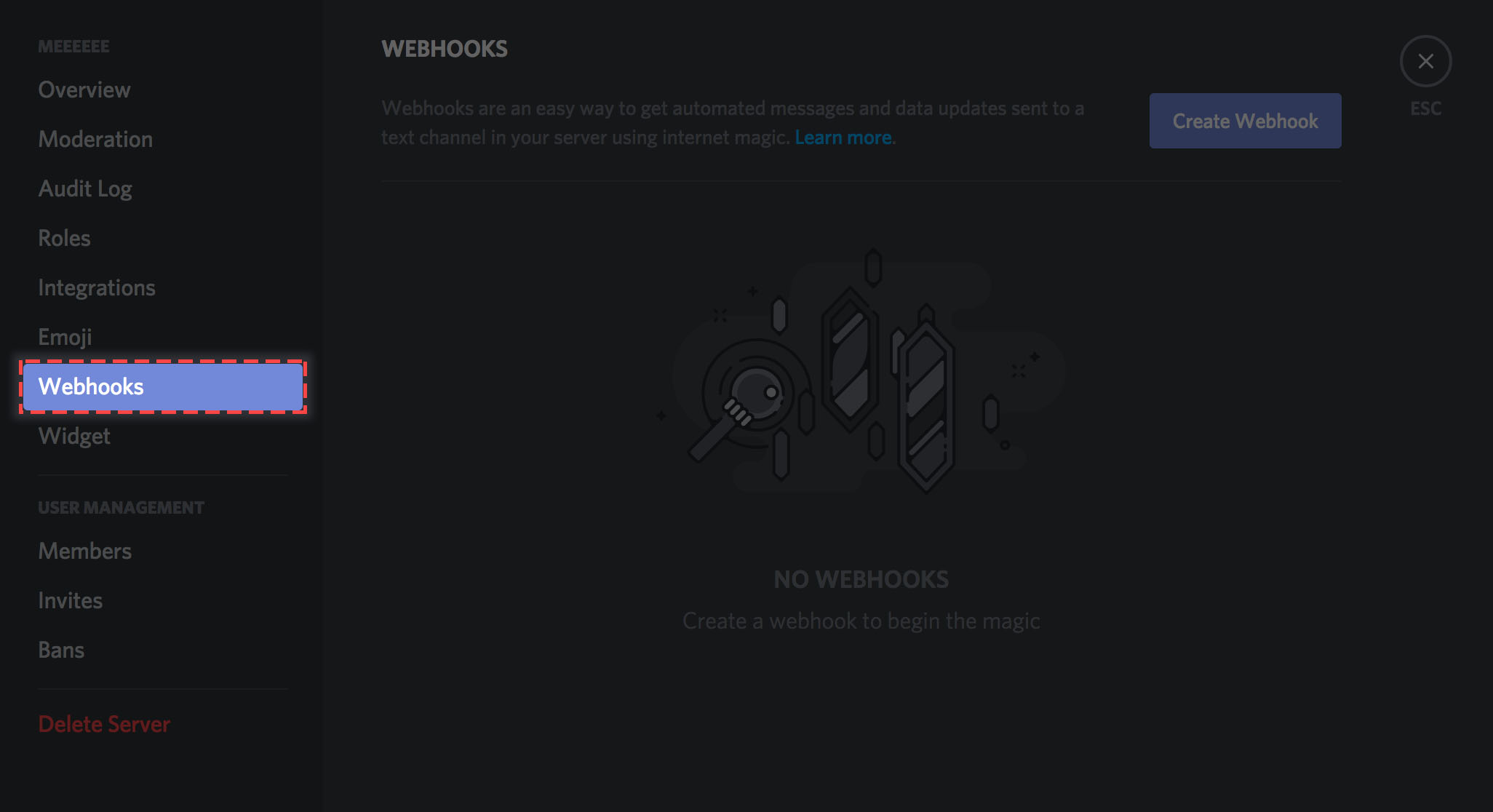 Fflogs intro to webhooks – discord