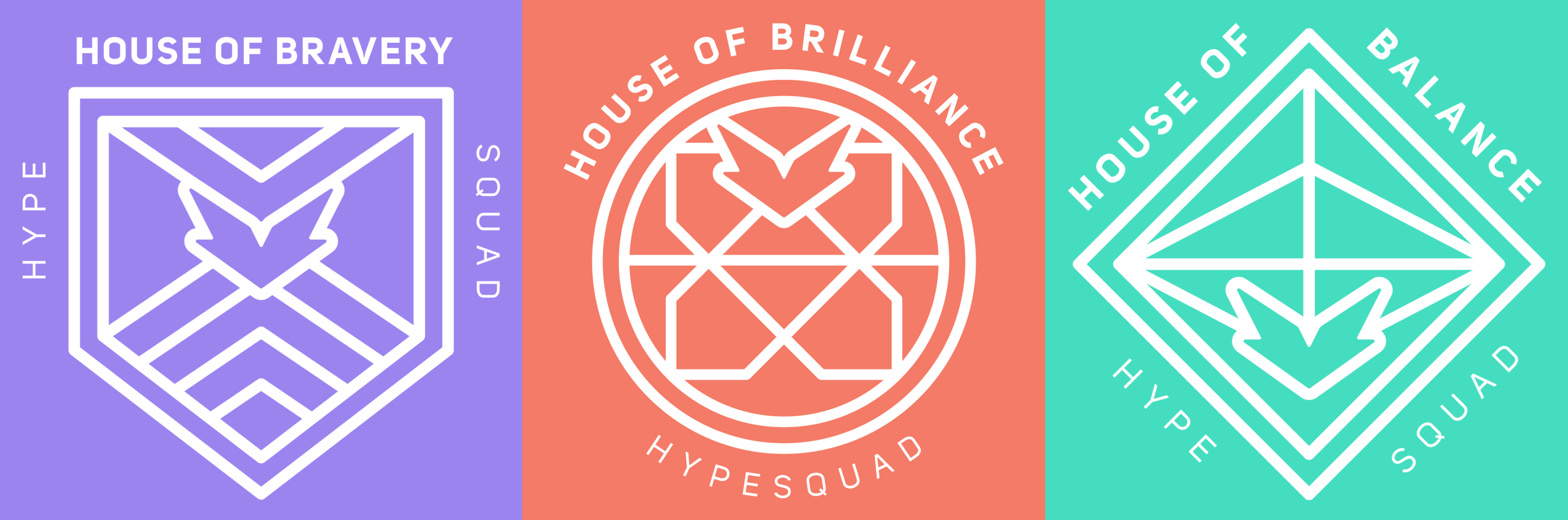 HypeSquad House Breakdown – Discord