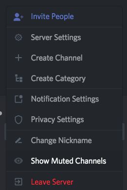 How do I hide channels? – Discord