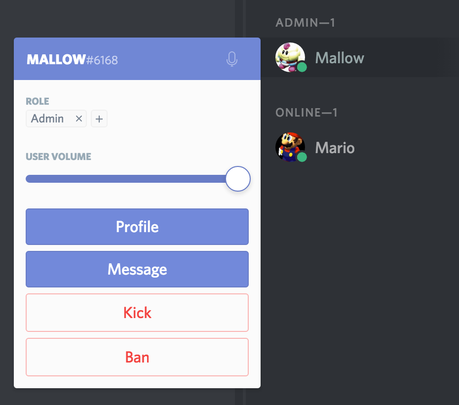 Permissions Lockout – Discord