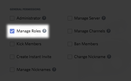 how to delete roles in discord server