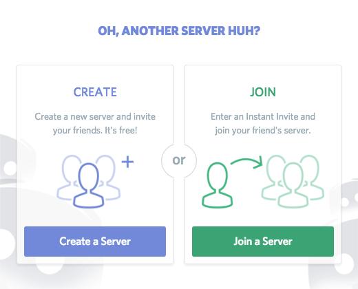 How do I create a server? – Discord